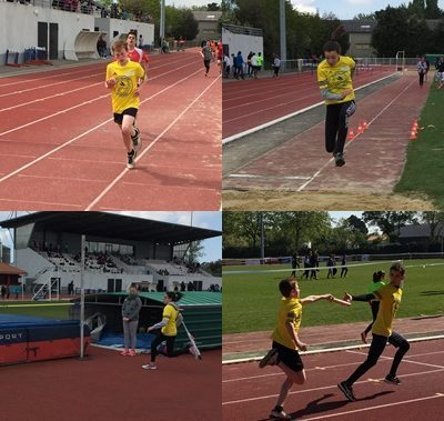 Championnat Départemental d'ATHLETISME à Challans